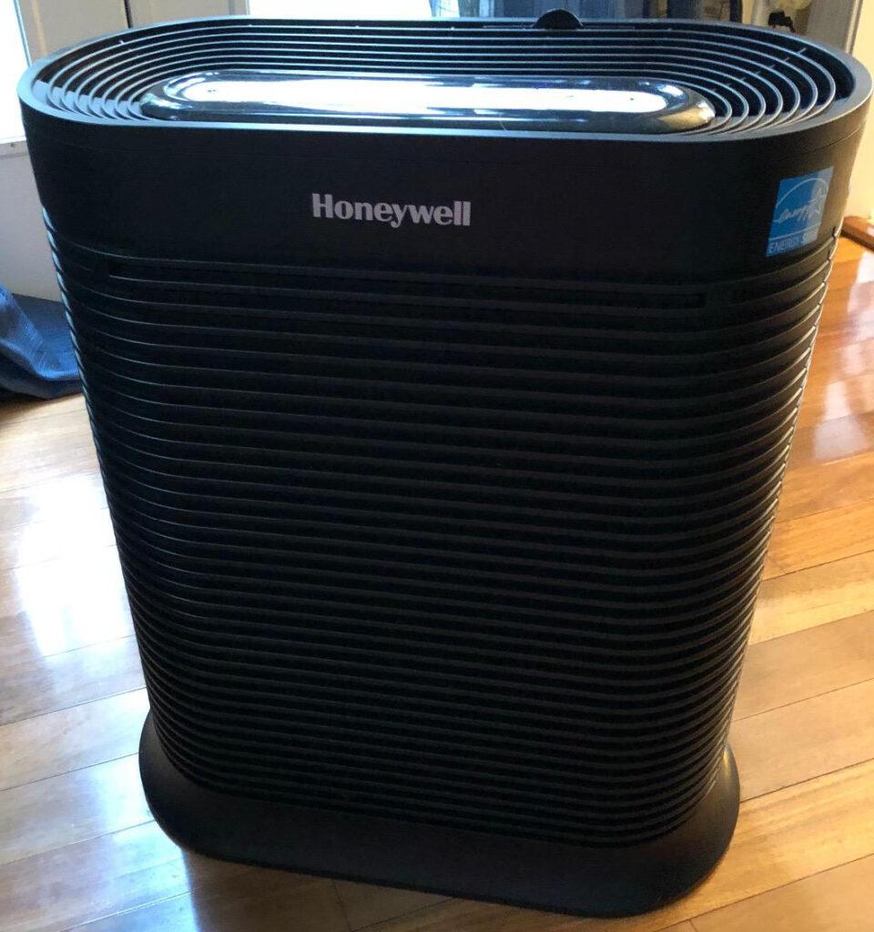 Honeywell HPA300 Air Purifier Review design