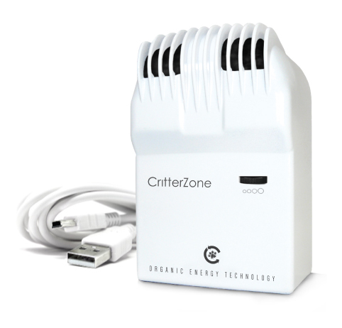 Critterzone Air Purifier Naturalizer Review