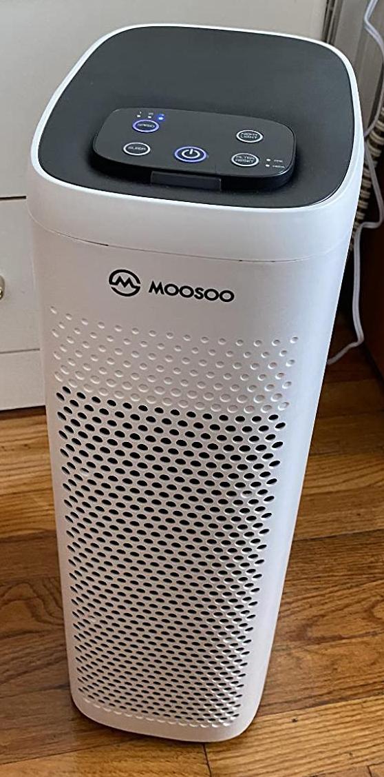 MOOSOO Air Purifier review