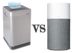NuWave OxyPure Air Purifier vs Blueair Pure Air Purifier