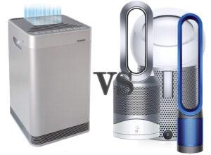NuWave OxyPure Air Purifier vs Dyson Air Purifier