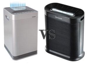 NuWave OxyPure Air Purifier vs Honeywell Air Purifier