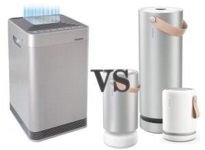 NuWave OxyPure Air Purifier vs Molekule Air Purifier