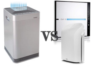 NuWave OxyPure Air Purifier vs Rabbit Air Purifier