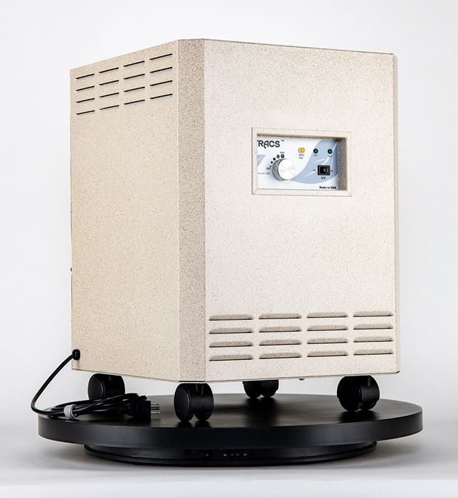 TRACS Portable UV-C Air Purifier review